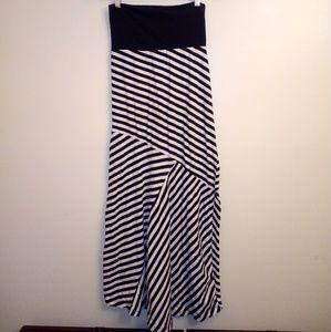 Monteau Strapless Dress